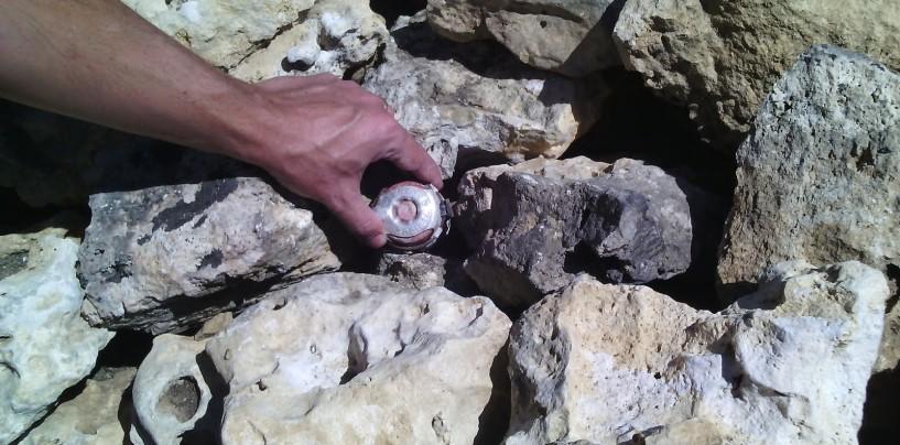 Rinvenuta bomba inesplosa in Irpinia