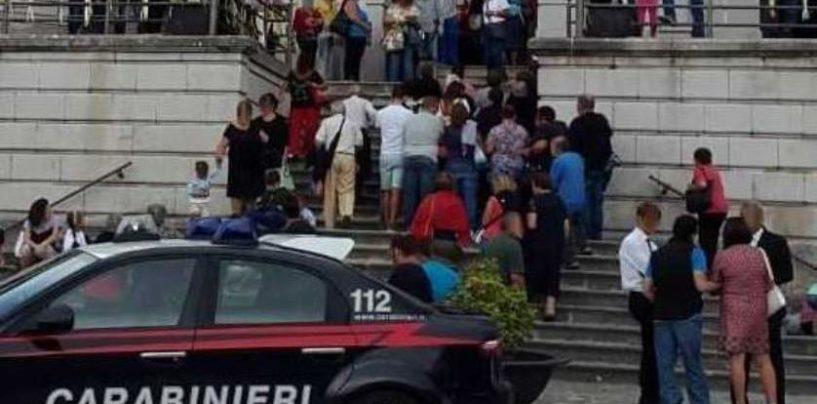 Spaccio di sostanze stupefacenti, arrestato un nigeriano nei pressi del Santuario