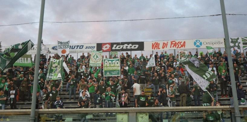 Avellino Calcio – Prosegue la prevendita per La Spezia: attesi 200 tifosi biancoverdi