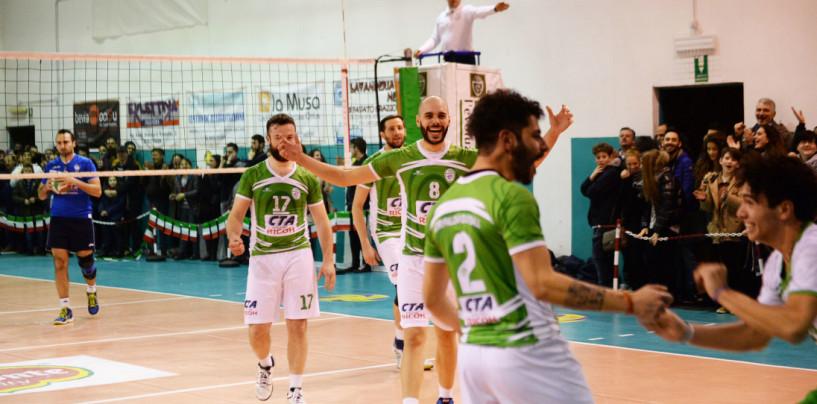 FOTO / Volley – Coppa Campania: urrà Atripalda su Cava, centrata la finale