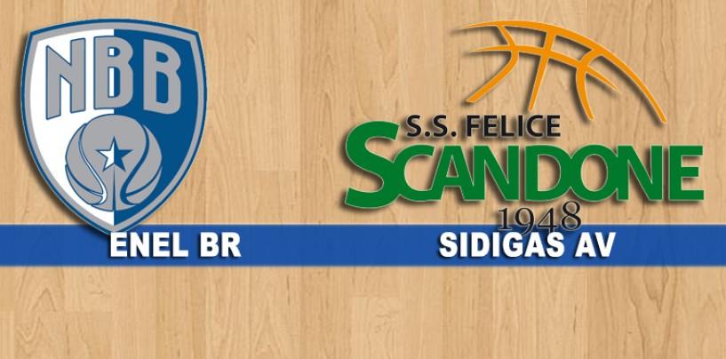 Basket, Pullen-Denmon passeggiano su Avellino. KO 81-67