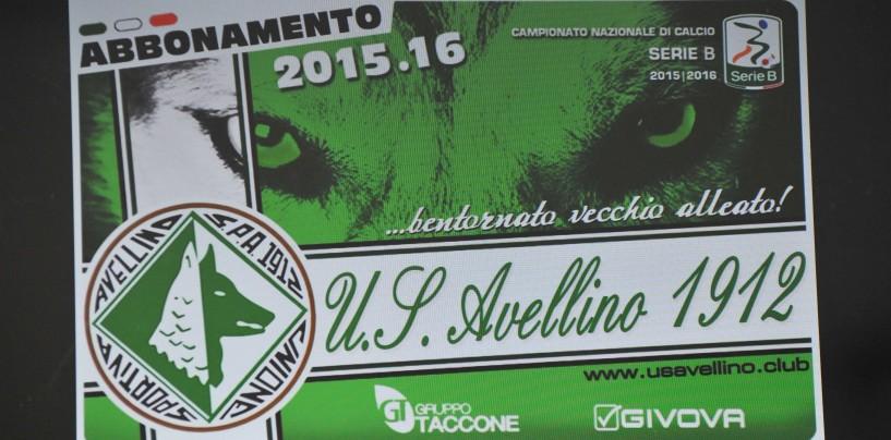Avellino Calcio – Campagna abbonamenti al via lunedì: i prezzi e le novità