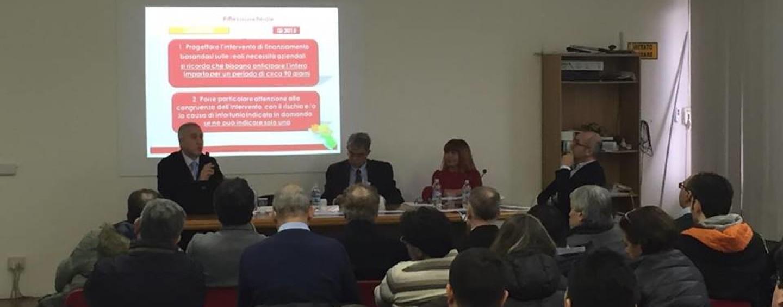 La sicurezza sul lavoro e nuovi bandi INAIL nell'incontro organizzato dal CFS di Avellino