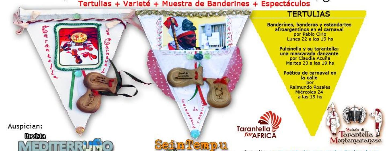 Il Carnevale e la Tarantella di Montemarano sbarcano in Argentina: al via la collaborazione con l'Università di Buenos Aires