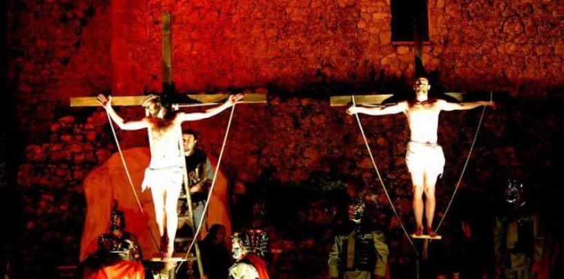 """Speciale Via Crucis – Bagnoli Irpino, Antonio Nigro: """"Onorato e gratificato per il mio primo Gesù"""""""