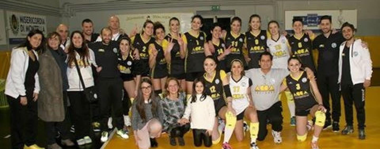 Volley – Acca Montella: vittoria di grinta e cattiveria davanti ai propri tifosi