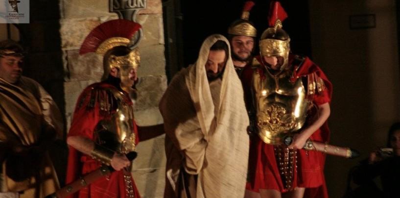 Vallata, in scena lo storico Venerdì Santo