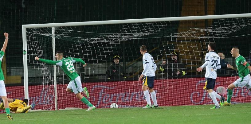 FOTO/ Avellino Calcio – Prima volta di Zito: l'Avellino ruggisce sul Modena