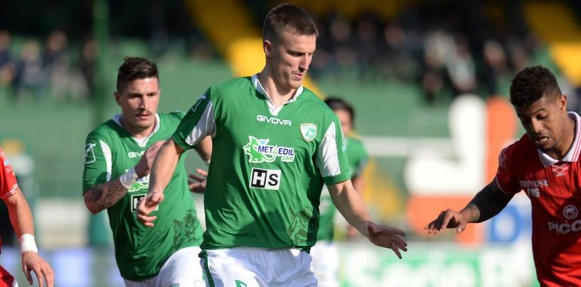Avellino Calcio – Ely si allena a parte: Rastelli confida nel suo recupero