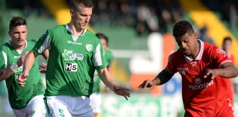 Avellino Calcio – Perugia, problemi per Fabinho e Lanzafame alla ripresa