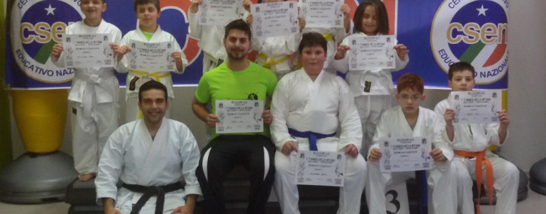 Karate, Primo torneo della Befana ricco di successi per gli atleti dell'A.S.D. Bellessere di Volturara