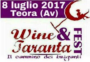 wine e taranta fest