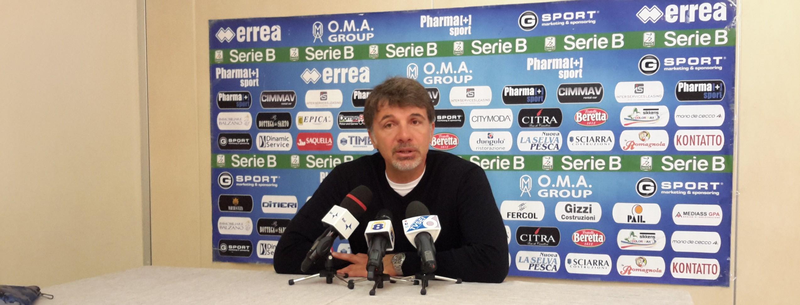 Marco Baroni Pescara Calcio