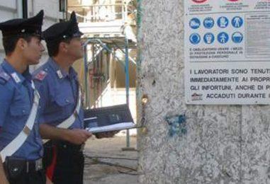 Abusivismo edilizio, i Carabinieri denunciano un 60enne di Montoro