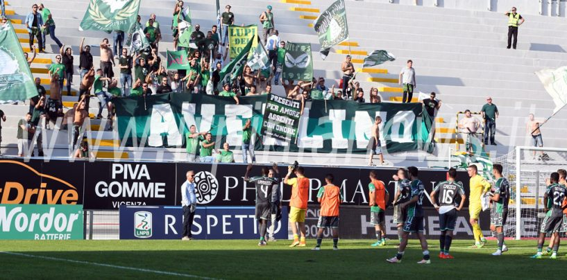 Vicenza – Avellino 0-0, la fotogallery di Irpinianews