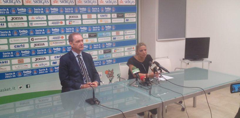 Basket, la Sidigas Avellino punta alle 5mila tessere: tre i pacchetti tra Campionato e Champions
