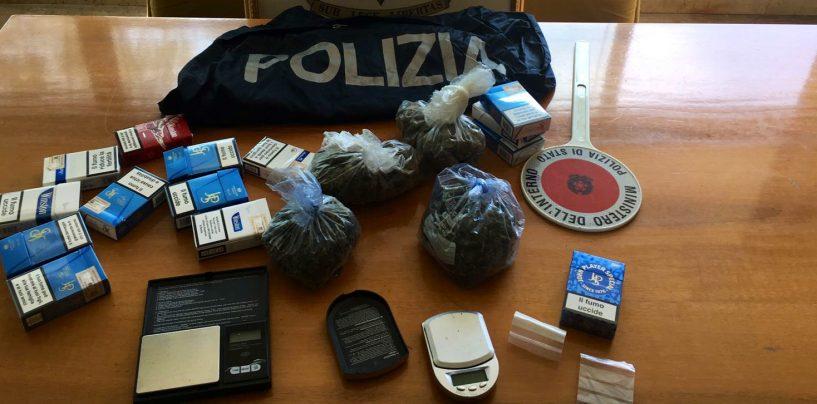 Droga ad Avellino, arrestato pregiudicato di 42 anni