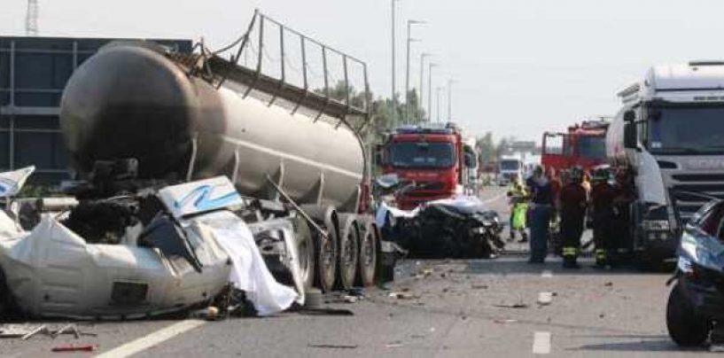Tragico incidente in autostrada in Piemonte, la vittima è di Avellino.