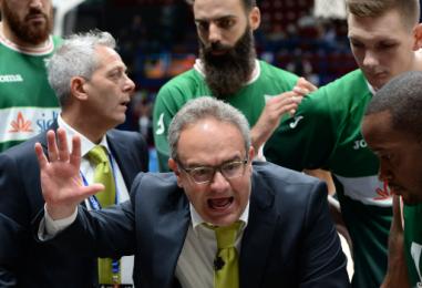 """Sidigas, Sacripanti concentrato: """"Venezia si batte con l'attacco, vincere per le F8"""""""
