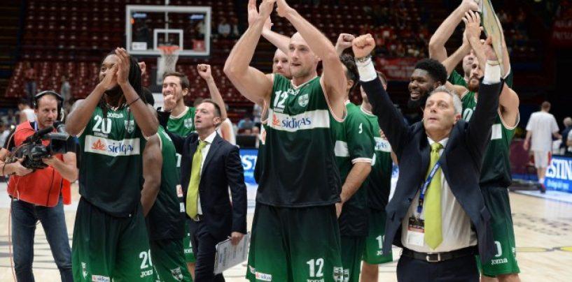 Basket, Milano si prende la Supercoppa. La Sidigas Avellino regge poco più di due quarti
