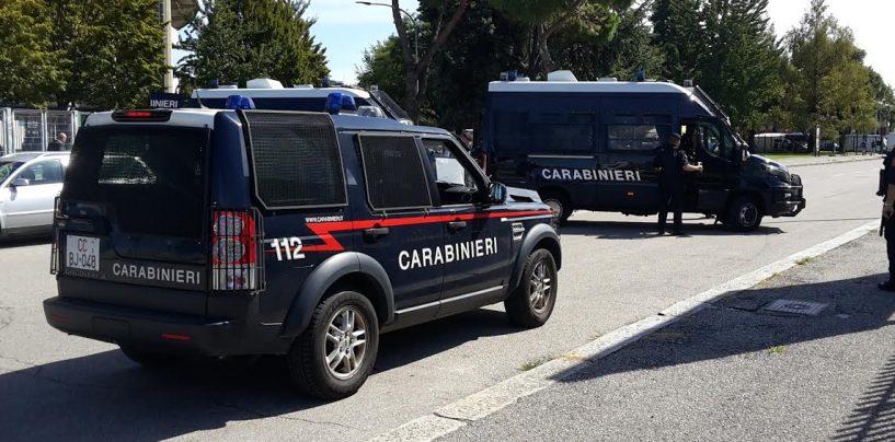 Controlli dei Carabinieri nel Baianese, scattano due denunce