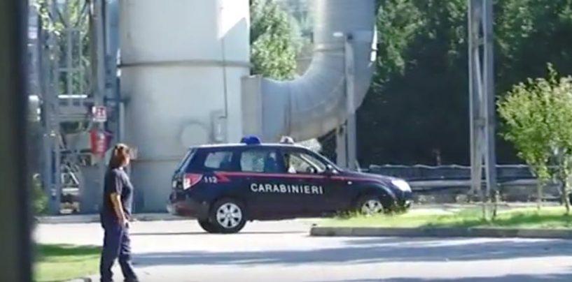Inquinamento nella Valle del Sabato, blitz dei Carabinieri allo Stir di Pianodardine