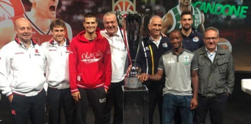 Basket, al via la Macron Supercoppa 2016: la Sidigas Avellino a caccia della vittoria