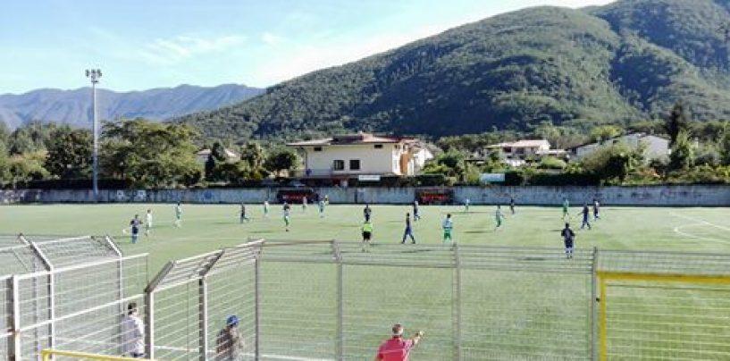 Eccellenza – San Tommaso: il primo derby della stagione va all'Audax Cervinara