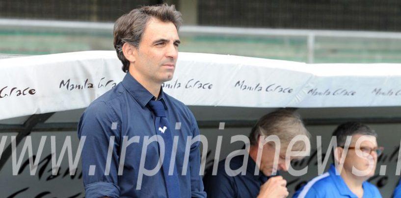 """Verona, Pecchia è concentrato: """"Il Napoli? Penso soltanto all'Avellino"""""""