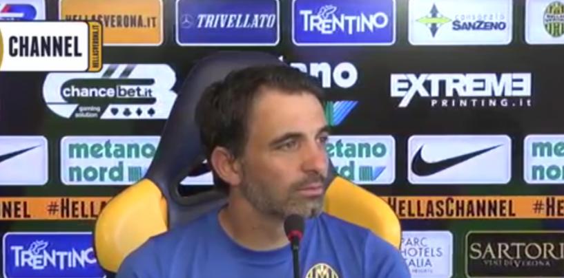 """Verona, amarcord Pecchia: """"Che ricordi ad Avellino. Adriano Lombardi credeva in me"""""""