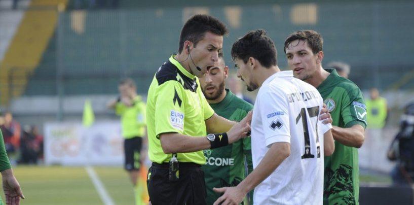 Avellino-Bari, fischia Rapuano: è l'arbitro del fattore campo