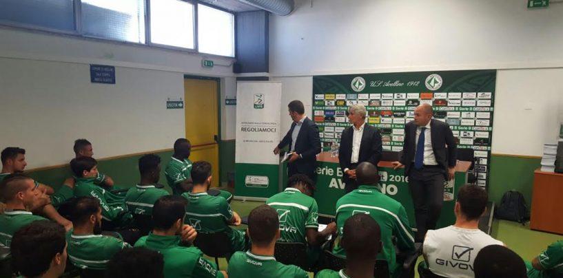 Avellino Calcio – Abodi-Toscano: lupi, la lezione è doppia