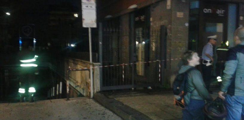 Avellino, bimbo rischia di rimanere folgorato in via De Conciliis