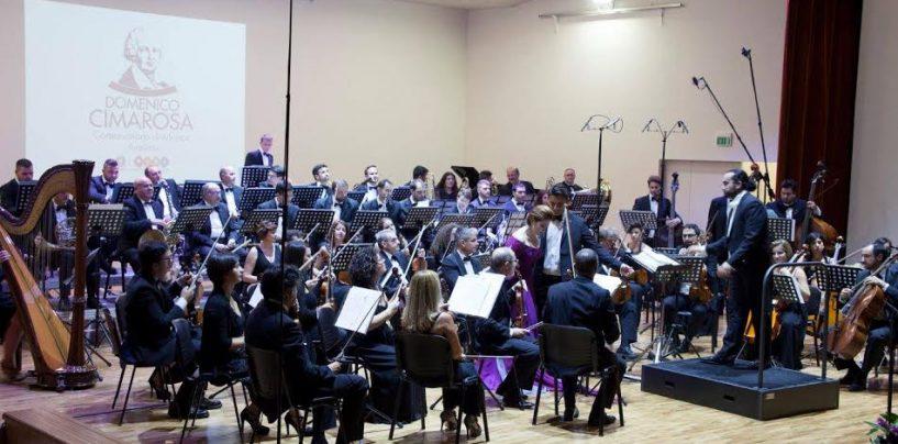 """Conservatorio """"Cimarosa"""", entusiasmo e consensi del nuovo teatro"""