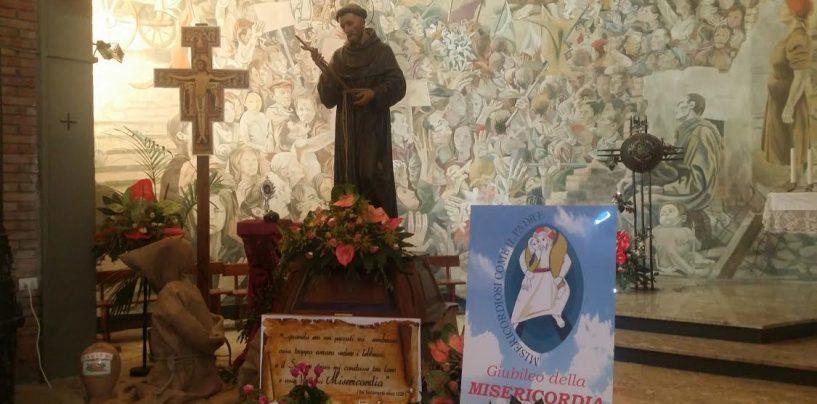 Festa di San Francesco d'Assisi, Borgo Ferrovia da Don Luigi Di Blasi