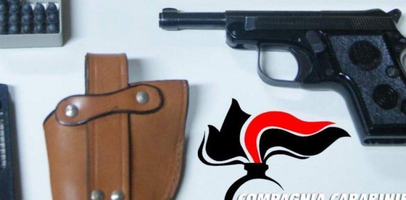 Perquisizioni e controlli nel lauretano, sotto sequestro armi e droga