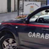 In Alta Irpinia per commettere furti, allontanati dai Carabinieri
