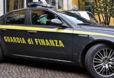 Caserta, sequestrata autocisterna con a bordo 31.000 litri di gasolio di contrabbando