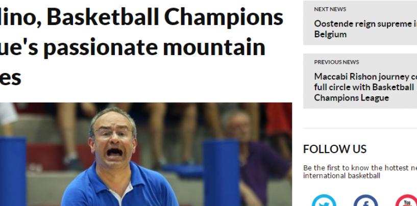 Sidigas, tra una settimana la Basket Champions League. Ecco come funziona