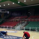 """Il DelMauro si """"veste"""" d'Europa, stasera il debutto in Basket Champions League"""