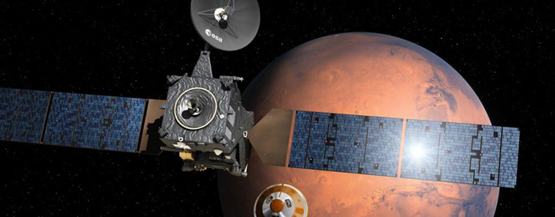 ExoMars, Schiaparelli pronto a scendere su Marte. Italia col fiato sospeso