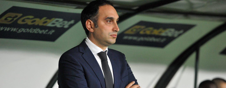 """Avellino Calcio , Gubitosa raggiante: """"Finalmente sbloccati. Adesso tutti uniti per la risalita"""""""