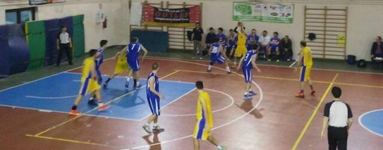 Basket D – Primo turno infrasettimanale: il Cab Solofra all'esame Koinè