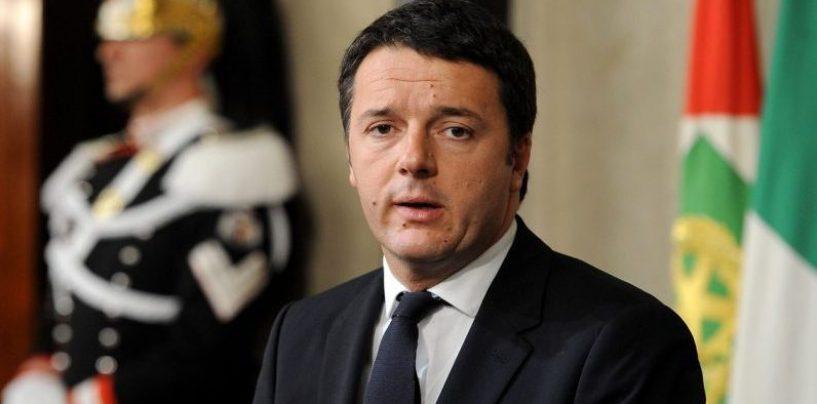 Matteo Renzi ad Avellino per promuovere il Sì al Referendum Costituzionale