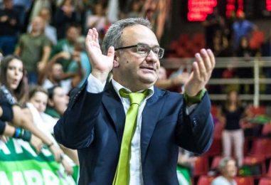 """VIDEO/ Sidigas Avellino, Sacripanti: """"Vuelle ostica in casa, fondamentale la gestione del ritmo"""""""