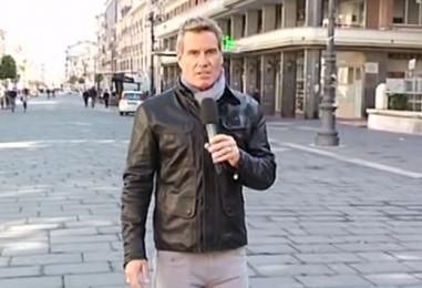 VIDEO/ Striscia torna ad Avellino, le interviste di Jimmy Ghione sul caso Abete
