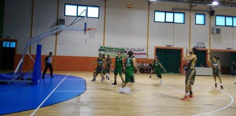 Basket/D, ultima trasferta di regular season per il Cab, c'è Saviano che punta ai playoff