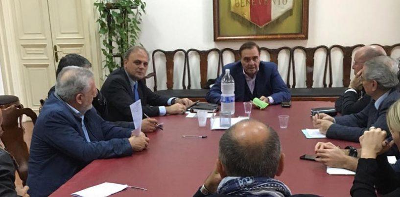 Allerta meteo, il sindaco Mastella chiude le scuole di Benevento