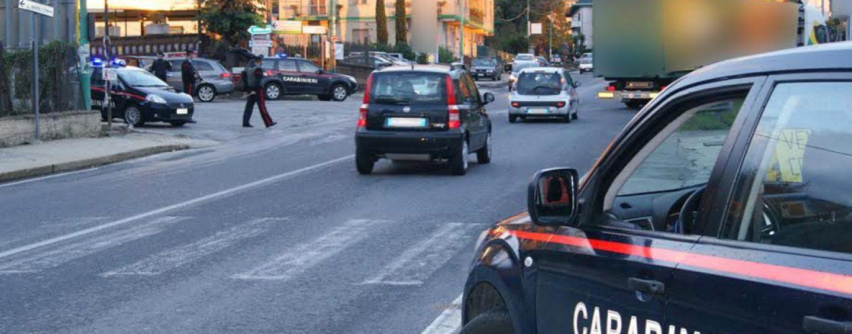Cocaina a bordo dell'auto: sorpreso 40enne in trasferta da Salerno