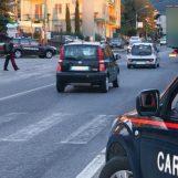 Controlli del territorio: quattro fogli di via, una denuncia e una segnalazione